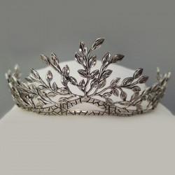 Tiara Carlota - Sterling Silver