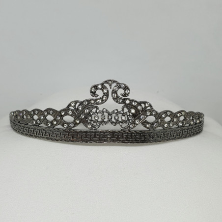 Tiara Cordoba - Sterling silver & Swarovski