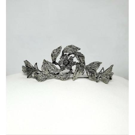 Tiara Atenea - Sterling Silver & Swarovski