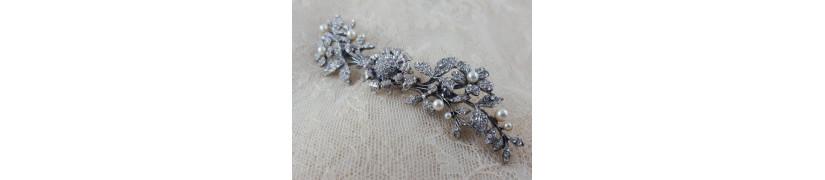 Broches plata